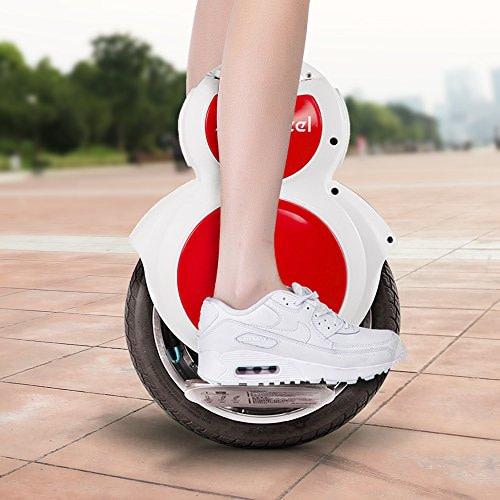 como funcionan los monociclos eléctricos